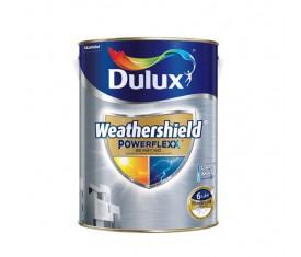 Sơn Dulux Weathershield Powerlexx  mờ - 5Lít