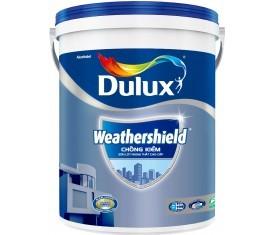 Sơn lót ngoại thất Dulux Weathershield - 18 Lít
