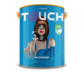 MYKOLOR TOUCH WATERPROOF - 5 Lít