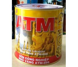 Sơn nhủ gốc dầu ATM - 666