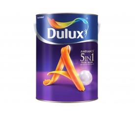 Sơn nội thất Dulux 5in1 Diamond  bề mặt mờ - 5Lít