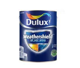 Sơn ngoại thất Dulux weathershield bóng - 5 Lít