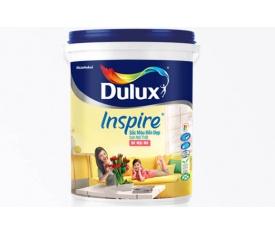 Sơn nội thất Dulux Inspire bề mặt mờ - 5Lít