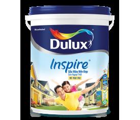 Sơn ngoại thất Dulux Inspire bề mặt mờ - 18Lít