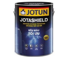 Sơn ngoại thất Jotashield bền màu tối ưu - 5 Lít
