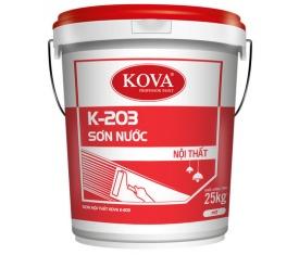 Sơn nội thất Kova K-203 - 5 Lít