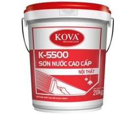 Sơn nội thất Kova K-5500 - 5 Lít