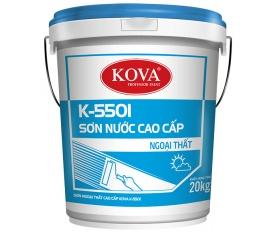 Sơn ngoại thất Kova K-5501 - 18 Lít