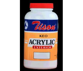 Keo ngoài Tison Acrylic - 1 Kg