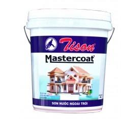 Sơn ngoại thất Tison MasterCoat - 5 Lít