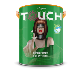 MYKOLOR TOUCH GREEN PRIMER FOR INT - 18 Lít