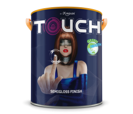 MYKOLOR TOUCH SEMIGLOSS FOR EXT - 5 Lít