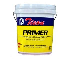 Sơn lót ngoại thất Tison Primer - 5 Lít