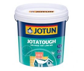 Sơn ngoại thất Jotatough - 5 Lít