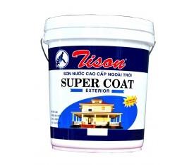 Sơn ngoại thất Tison SuperCoat - 18 Lít