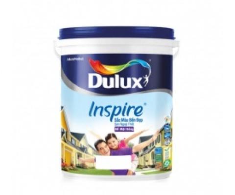 Sơn ngoại thất Dulux Inpire bóng - 18 Lít