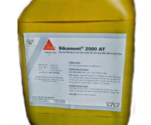 Sikament 2000 AT - 5L