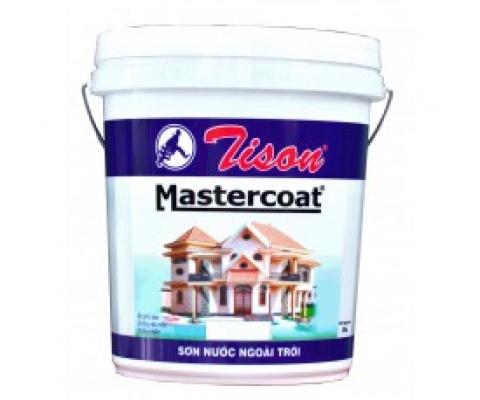 Sơn ngoại thất Tison MasterCoat - 18 Lít