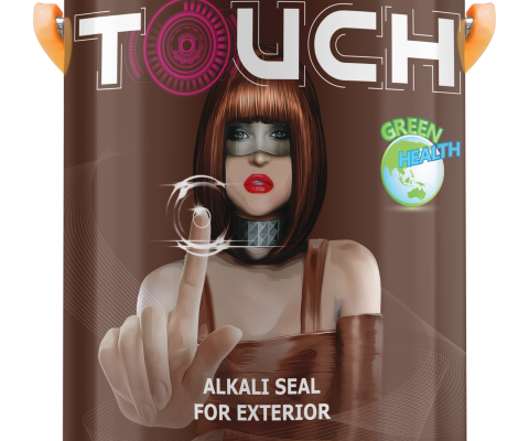 MYKOLOR TOUCH ALKALI-SEAL FOR  EXT - 5 Lít