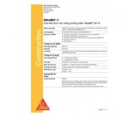 SikaBit 1 (25kg/bao)