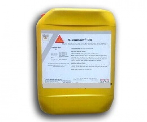 Sikament R4 - 25L