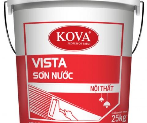 Sơn nội thất Kova Vista - 18 Lít